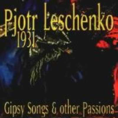 Gipsy Songs and Other Passions, 1931