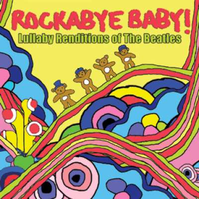 Lullaby Rendition of The Beatles Rockabye Baby !