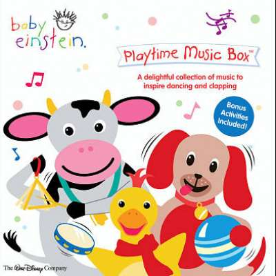 Baby Einstein Playtime Music Box