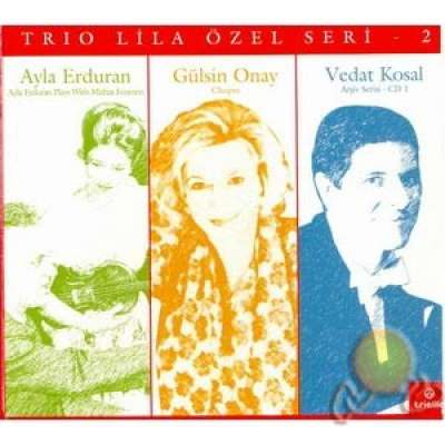 Vedat Kosal - Trio Lila Özel Seri 2