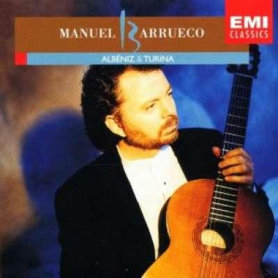 Turina: Guitar Sonata, Manuel Barrueco