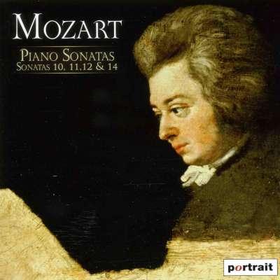 Mozart Piano Sonatas No.10 - 11 - 14