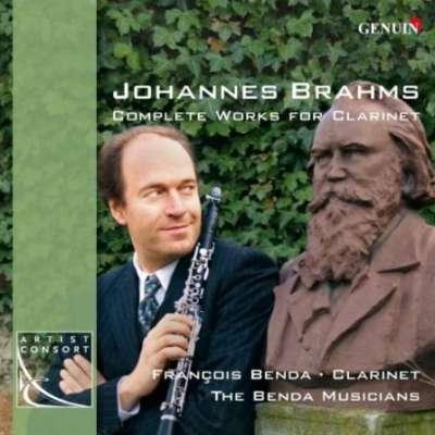 Brahms: Samtliche Kammermusikwerke für Klarinette
