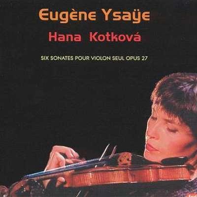 Six Sonates Pour Violon Seul, Op. 27