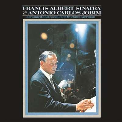 Antonio Carlos Jobim and Frank Sinatra