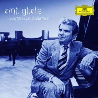 Emil Gilels, Beethoven Sonatas