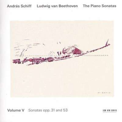 Beethoven: The Piano Sonatas, Vol. V