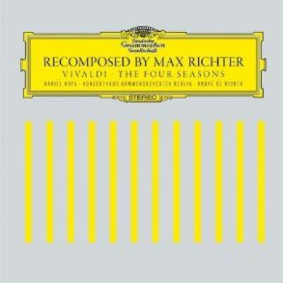 RECOMPOSED VIVALDI, THE FOUR SEASONS: WINTER 1 (KONZERTHAUS KAMMERORCHESTER BERLIN, ANDRÉ DE RIDDER)