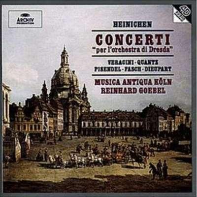 Concerti - Per L'Orchestra Di Dresda