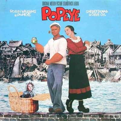 Popeye (Soundtrack)