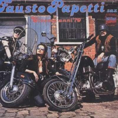 Fausto Papetti, Cinema Anni '70