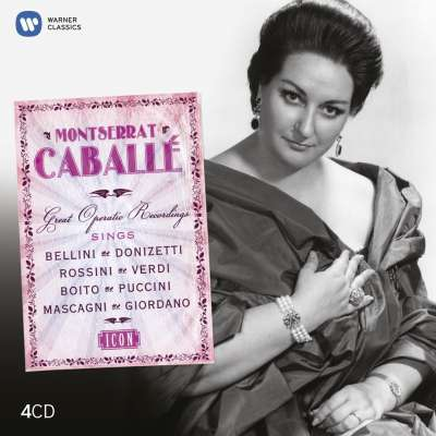 Montserrat Caballé: Great Operatic Recordings