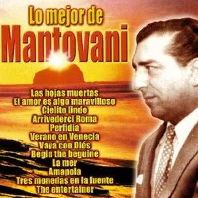 Lo Mejor De Mantovani