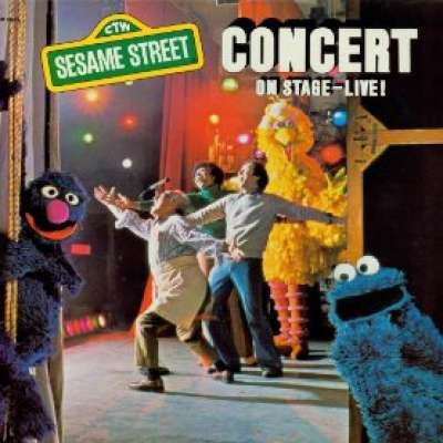Sesame Street - Concert On Stage - Live