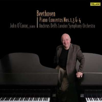 Beethoven: Piano Concertos No.1, 3 and 4