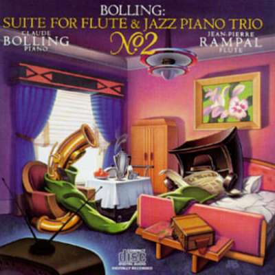 Bolling: Suite No. 2 for Flute and Jazz