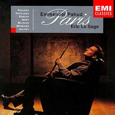 Paris: French Flute Music