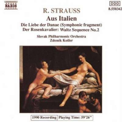 Richard Strauss: Aus Italien