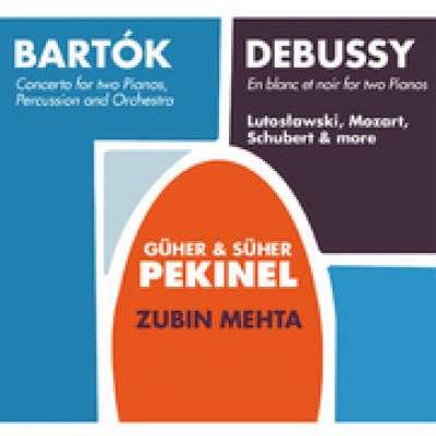 Zubin Mehta Güher and Süher Pekinel in Concert
