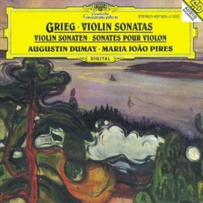 Grieg Violin Sonatas