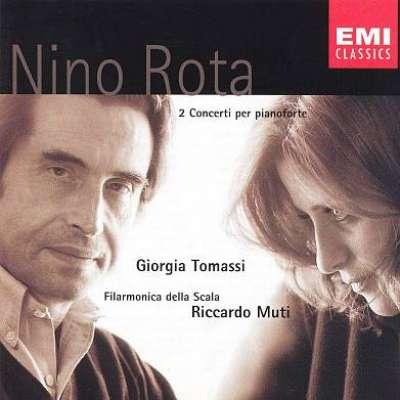 Nino Rota 2 Concerti Per Pianoforte