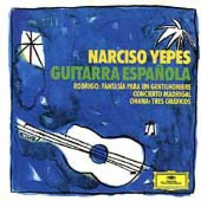 Narciso Yepes Guitarra Espanola Vol.5