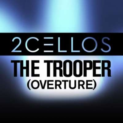 The Trooper (Overture) Single