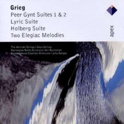 GRIEG, SUITE HOLBERG, PEER GYNT 1 AND 2