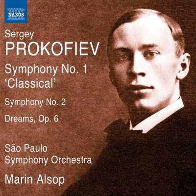 Prokofiev: Symphony No. 1, 2