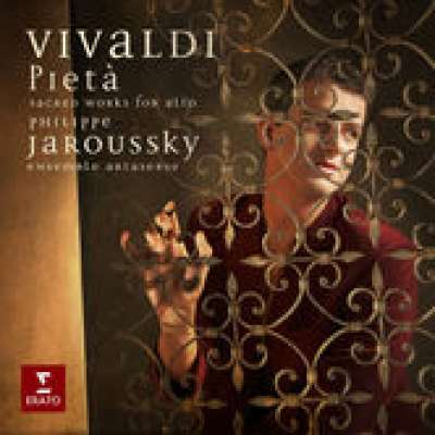 Pietà - Sacred Works by Vivaldi