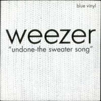 Undone The Sweater Song