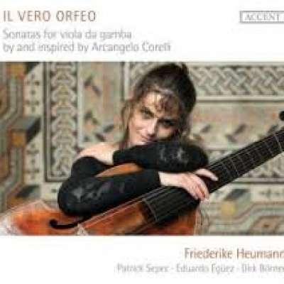 Il Vero Orfeo: Sonatas for Viola da Gamba by and Inspired by Arcangelo Corelli