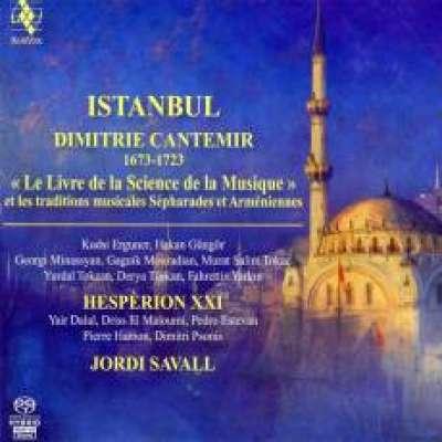 Jordi Savall, Istanbul Dimitrie Cantemir