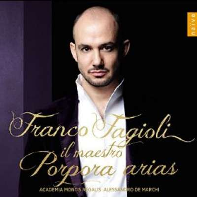 Il Maestro : Porpora Arias