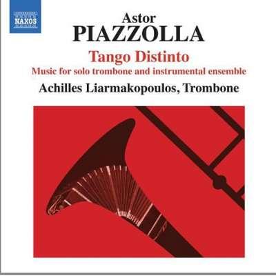 Piazzolla - Tango Distinto