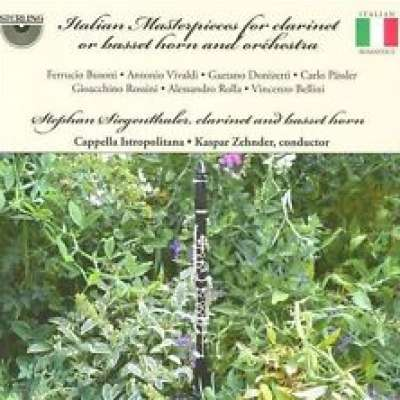 Terzetti - Music For Chalumeaux, Clarinets and Basset-Horns