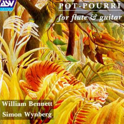 Pot-Pourri for Flute And Guitar