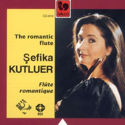 The Romantic Flute Şefika Kutluer