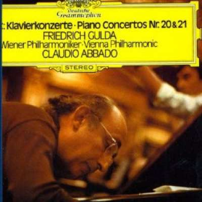 Mozart: Piano Concertos No. 20 and No. 21