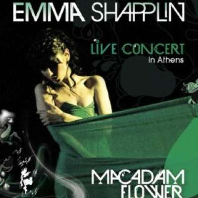 Macadam Flower: Live Concert in Athens: Emma Shapplin