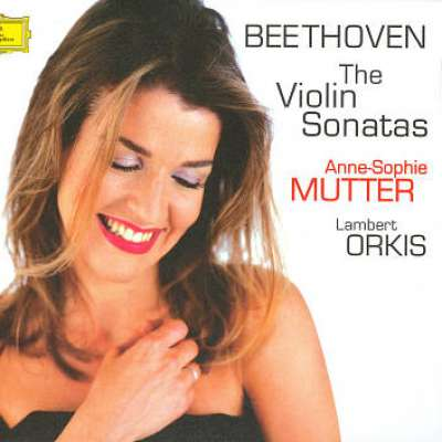 Beethoven: The Violin Sonatas - Anne-Sophie