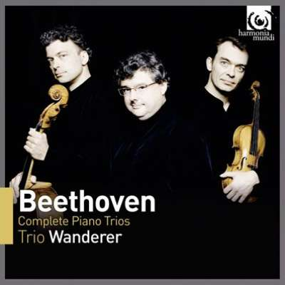 Beethoven: Complete Piano Trios, Trio Wanderer