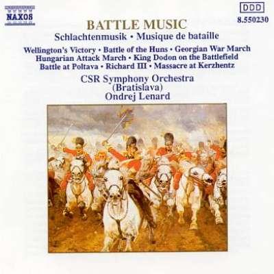 Battle Music, Slovak Radio Symphony Orchestra