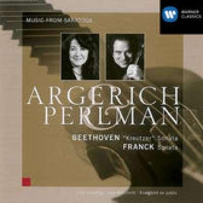 Beethoven Violin Sonata Op.47 / Franck Violin Sonata