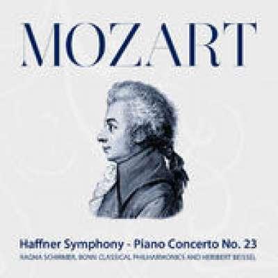 Mozart Haffner Symphony - Piano Concerto No. 23