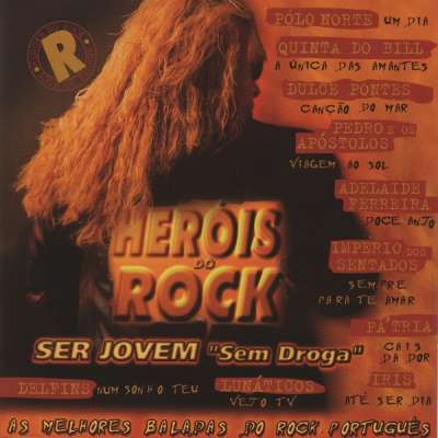 As Melhores Baladas Do Rock Portugues