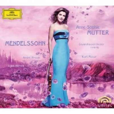 Mendelssohn Violin Concerto Op.64, Piano Trio Op.49, Violin Sonata in F Major