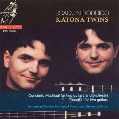 Joaquin Rodrigo - Katona Twins