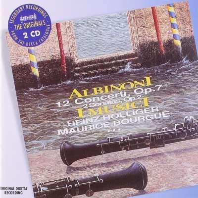 Albinoni: 12 Concertos, Op. 7, 2 Sonatas, Op. 2