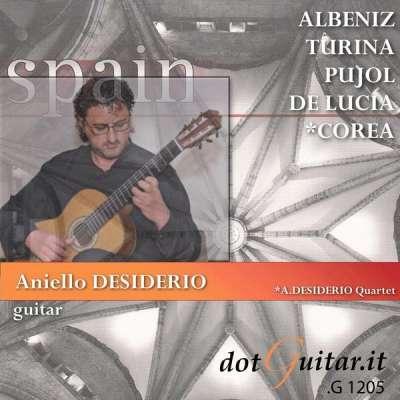 Spain, Aniello Desiderio
